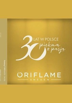 Gazetka promocyjna Oriflame - Oriflame - 30 lat w Polsce