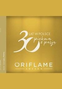 Gazetka promocyjna Oriflame - Oriflame - 30 lat w Polsce - ważna do 24-05-2021