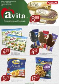 Gazetka promocyjna Avita - Przyjemność z kupowania w Avita  - ważna do 25-04-2021