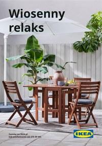 Gazetka promocyjna IKEA - Wiosenny relaks w Ikea Łódź   - ważna do 30-04-2021