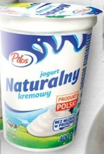Jogurt naturalny Pilos