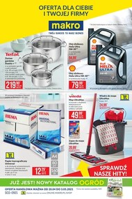 Gazetka przemysłowa Makro Cash&Carry