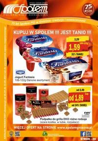 Gazetka promocyjna PSS Społem Gniezno - W PSS Społem Gniezno jest tanio - ważna do 15-05-2021