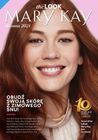 Gazetka promocyjna Mary Kay - Katalog wiosenny Mary Kay - ważna do 30-06-2021