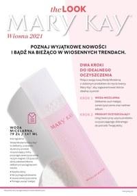 Gazetka promocyjna Mary Kay - Wiosenne produkty Mary Kay
