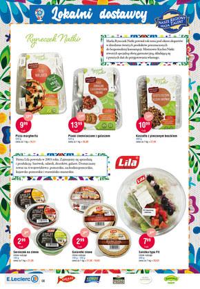 E.Leclerc Gdańsk - produkty lokalnych dostawców
