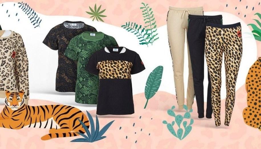 Kolekcja ubrań Animal Planet.