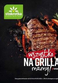 Gazetka promocyjna Stokrotka Supermarket - Wszystko na grilla mamy - Stokrotka Supermarket - ważna do 05-05-2021