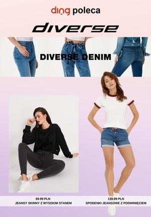 Gazetka promocyjna Diverse - Diverse Denim