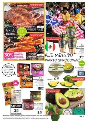 Pyszny świat grilla - Carrefour Market