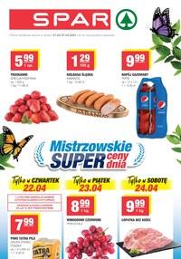 Gazetka promocyjna SPAR - Super ceny w Spar - ważna do 27-04-2021