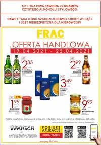 Gazetka promocyjna FRAC - Oferta handlowa Frac - ważna do 25-04-2021