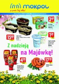 Gazetka promocyjna Mokpol - Zacznij majówkę z Mokpol - ważna do 03-05-2021