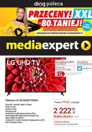 Gazetka promocyjna Media Expert - Przeceny XXL w Media Expert