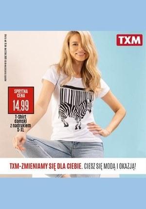 Gazetka promocyjna Textil Market - Modnie w Textil Market