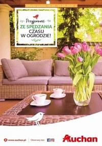 Gazetka promocyjna Auchan Hipermarket - Przyjemne spędzanie czasu w ogrodzie - Auchan - ważna do 05-05-2021