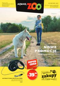 Gazetka promocyjna Aquael Zoo - Nowe promocje dla pupila w AquaelZOO   - ważna do 30-04-2021