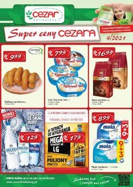 Super ceny w Delikatesy Cezar