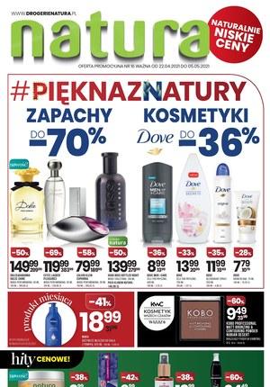 Gazetka promocyjna Drogerie Natura - Drogerie Natura - zapachy do -70%