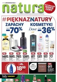 Gazetka promocyjna Drogerie Natura - Drogerie Natura - zapachy do -70%  - ważna do 05-05-2021