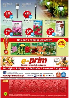 Świeżo i tanio w Prim Market!