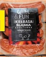 Kiełbasa Grill&Fun