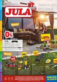 Gazetka promocyjna Jula - Jula - sezon na prace przy domu! - ważna do 09-05-2021