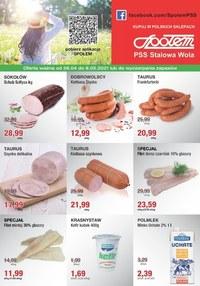 Gazetka promocyjna PSS Stalowa Wola - Oferta handlowa PSS Stalowa Wola - ważna do 08-05-2021