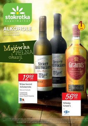 Gazetka promocyjna Stokrotka Supermarket - Stokrotka Supermarket - majówka pełna okazji
