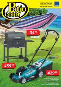 Gazetka promocyjna Patio Color - Urządź dom i ogród z Patio Color