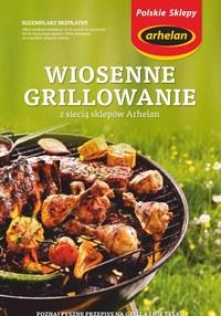 Gazetka promocyjna Arhelan - Arhelan - wiosenne grillowanie - ważna do 09-05-2021