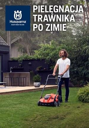 Gazetka promocyjna Husqvarna - Pielęgnacja ogrodu z Husqvarna
