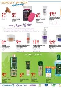 Gazetka promocyjna E.Leclerc - Sposób na piękno 2 - oferta dotyczy wybranych sklepów