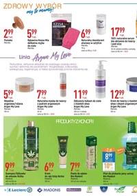 Gazetka promocyjna E.Leclerc - Sposób na piękno 1 - oferta dotyczy wybranych sklepów