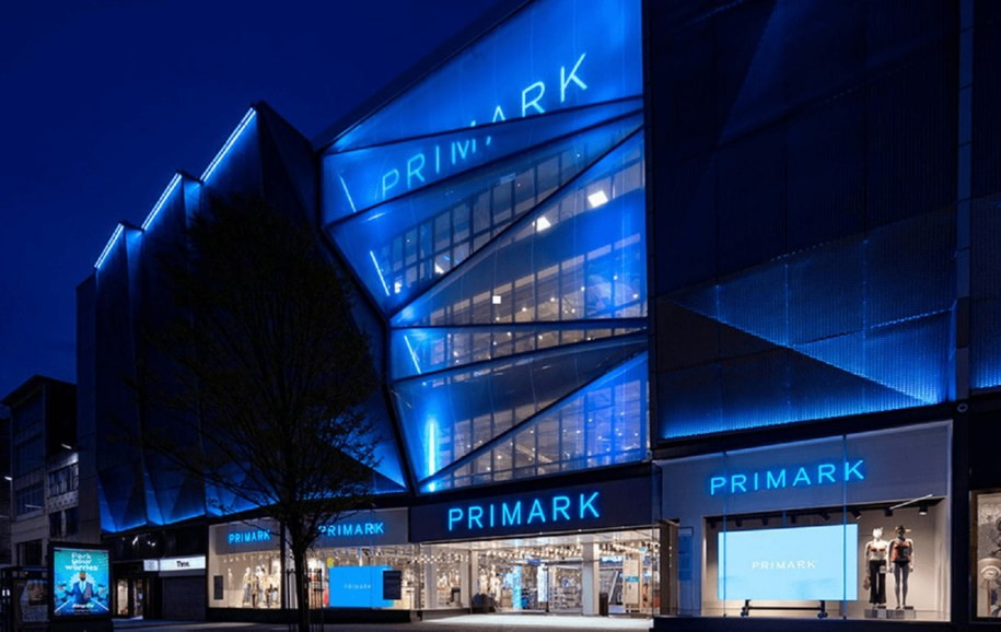 Sklep Primark.