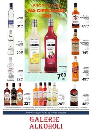 Gazetka promocyjna Carrefour - Galeria alkoholi Carrefour