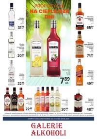 Galeria alkoholi Carrefour