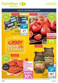 Gazetka promocyjna Carrefour Express - Super ceny w Carrefour Express - ważna do 03-05-2021