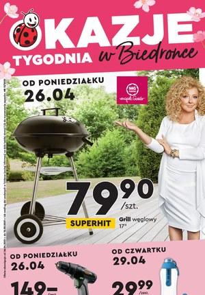 Gazetka promocyjna Biedronka - Oferta tygodnia w Biedronce