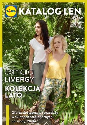 Gazetka promocyjna Lidl - Lidl - katalog len