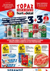 Gazetka promocyjna Topaz - Topaz - nowa oferta hurt & detal - ważna do 05-05-2021