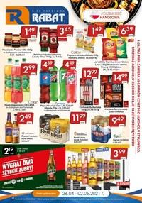 Gazetka promocyjna Rabat - Promocje w sklepach Rabat - ważna do 02-05-2021