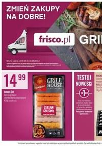 Gazetka promocyjna Frisco - Grilluj z Frisco!