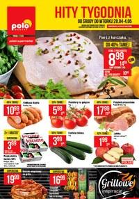 Gazetka promocyjna POLOmarket - Hity tygodnia w Polomarket!    - ważna do 04-05-2021