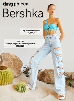 Promocje wiosenne w Bershka!