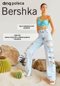 Gazetka promocyjna Bershka - Promocje wiosenne w Bershka!