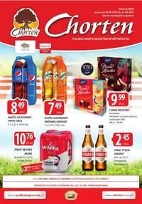 Gazetka promocyjna Chorten - Idealne połączenia w Chorten - ważna do 12-05-2021