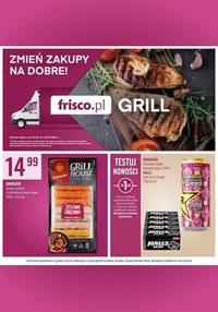 Gazetka promocyjna Frisco - Grilluj z Frisco!    - ważna do 18-05-2021