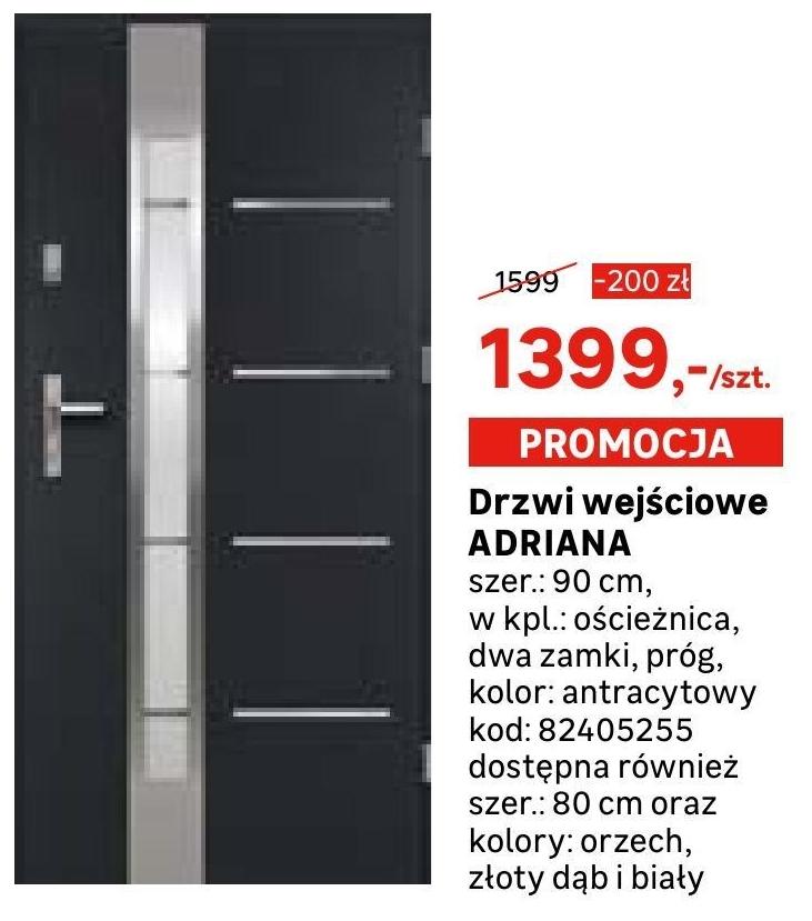Drzwi niska cena