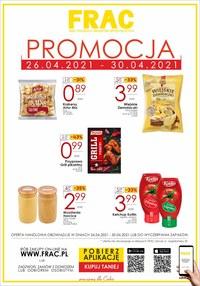 Gazetka promocyjna FRAC - Frac - oferta handlowa - ważna do 30-04-2021